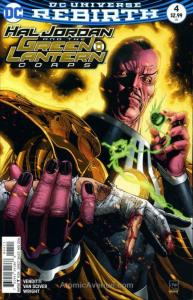Hal Jordan And the Green Lantern Corps #4 VF/NM; DC | save on shipping - details