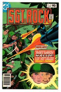 Sgt. Rock #341 - (Very Fine-)