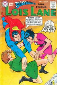 Superman's Girl Friend Lois Lane #87 VG; DC | low grade comic - save on shipping