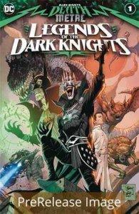 DARK NIGHTS DEATH METAL LEGENDS OF THE DARK KNIGHTS (2020) #1 NM 1st Robin King
