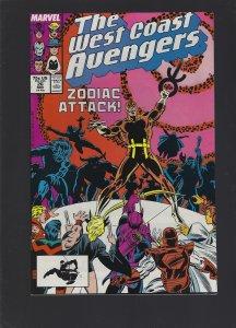 West Coast Avengers #26 (1987)