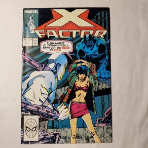 X-Factor 31 Very Fine/Near Mint Art by Walter Simonson