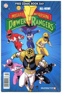 MIGHTY MORPHIN POWER RANGERS #1, NM, FCBD, 2014, more Promo / items in store
