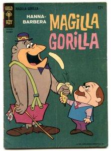 Magilla Gorilla #7 1965-Gold Key-Hanna-Barbera-b VG-