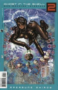 Ghost in the Shell 2: Man-Machine Interface #4 VF/NM; Dark Horse | save on shipp