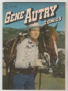 Gene Autry Comics #4 (Dec-46) NM- High-Grade Gene Autry