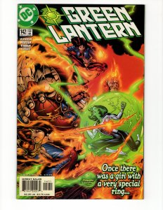 Green Lantern #142 (NM) ID#MBX1