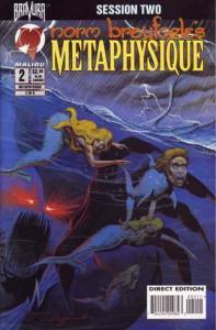 Metaphysique (Malibu) #2 VF/NM; Malibu   save on shipping - details inside