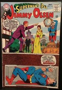 Jimmy Olsen, Superman's Pal  #112 (Jul-68) VF/NM High-Grade Jimmy Olsen
