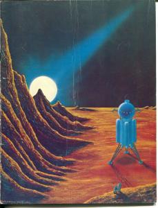 Rocket's Blast  & Comicollector #190 1973-Wally Wood-New York ComiCon-G/VG