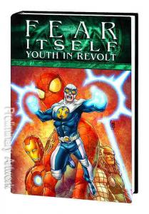 Fear Itself: Youth In Revolt HC #1 VF/NM; Marvel | save on shipping - detail