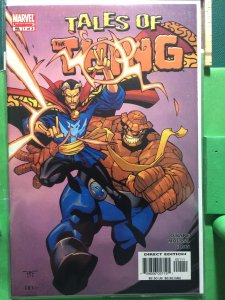 Tales of The Thing #1