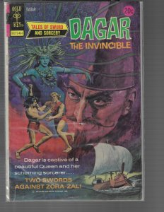 Dagar the Invincible #7 (Gold Key, 1974)