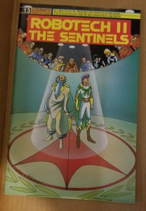 Robotech II: The Sentinels #13