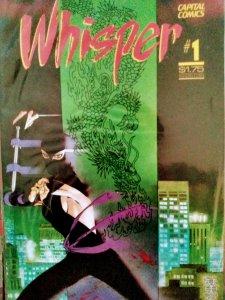 Whisper #1 (1983)