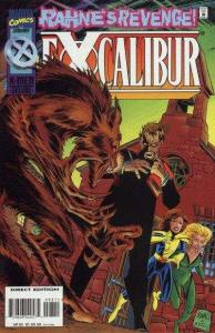 Excalibur (1988 series) #93, NM (Stock photo)