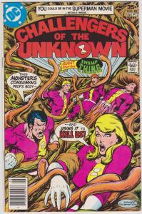 Challengers of the Unknown #82