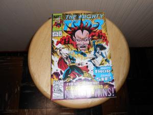 Thor (1962-1996 1st Series Journey Into Mystery) #453 Nov 1992