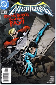 Nightwing(vol. 1)# 43 The End of Nite Wing