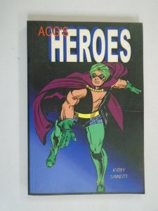 Heroes TPB SC 6.0 FN Limited to 500 copies (2003 ACG)