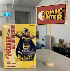 Women of The DC Universe Batgirl Bust Series 3 Amanda Conner Limited Edition