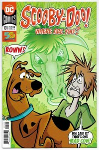 Scooby Doo Where Are You #101 (DC, 2019) NM