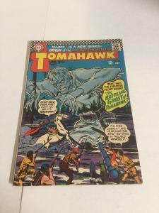 Tomahawk 106 Vg/Fn Very Good/Fine 5.0 DC Comics Silver Age