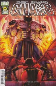 Chaos #5A VF/NM; Dynamite | save on shipping - details inside
