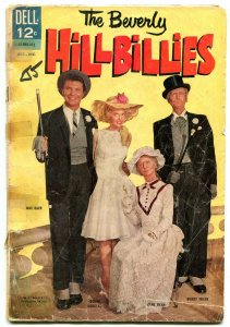 Beverly Hillbillies #7 1964- Dell TV comic- Silver Age reading copy