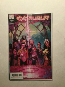 Excalibur 1 2 Near Mint Nm Marvel