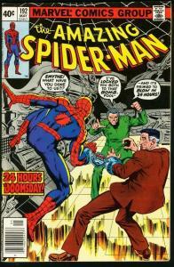 AMAZING SPIDER-MAN #192-1979-COOL-MARVEL-SPIDEY! FN/VF