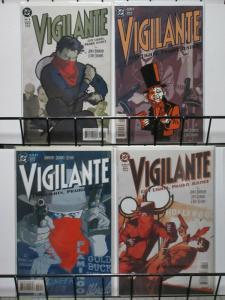 VIGILANTE (1995) 1-4   JAMES ROBINSON  complete story!