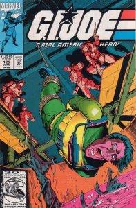 G.I. Joe: A Real American Hero (1982 series) #125, VF+ (Stock photo)