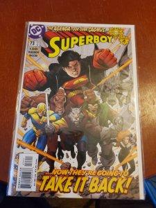 Superboy #73 (2000)