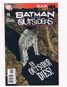 Batman & The Outsiders #12 NM 1st Print DC Comic Book 2008 Robin Joker Arrow S61
