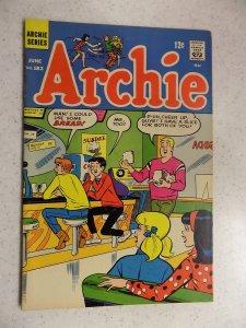 ARCHIE # 182 ARCHIE JUGHEAD VERONICA BETTY RIVERDALE CARTOON