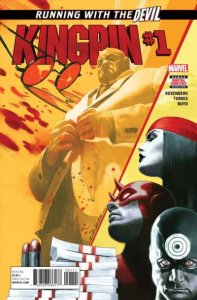 Kingpin (2017 series) #1, NM (Stock photo)