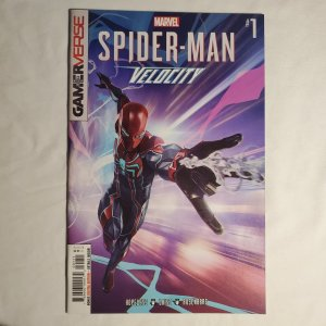 Spider-Man Velocity 1 Very Fine/Near Mint