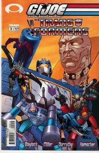 G.I. Joe vs Transformers(Image/Devi's Due) # 2,3