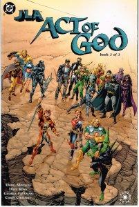JLA: Act of God #3 (2001)
