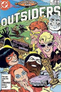 Adventures of the Outsiders #38, VF+ (Stock photo)