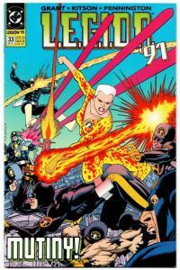 LEGION '91 #33 (DC, 1991) VF