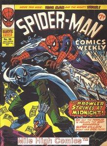 SPIDER-MAN WEEKLY  (#229-230) (UK MAG) (1973 Series) #98 Good