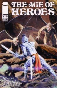 Age of Heroes, The #4 VF/NM; Halloween | save on shipping - details inside