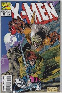 X-Men #33 (1994)