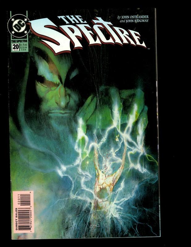 12 The Spectre DC Comics # 13 14 15 16 17 18 19 20 21 22 0 23 GK20