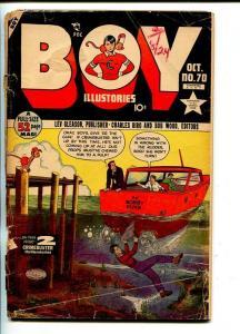BOY  #70-1951-LEV GLEASON-MAURER-LITTLE WISE GUYS-good
