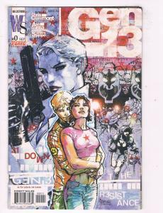 Gen 13 (2002 3rd Series) WildstormComic Book Jim Lee Cover Claremont HH3
