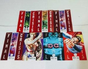 Final Crisis Comic Book Lot of (7) DC CL#050