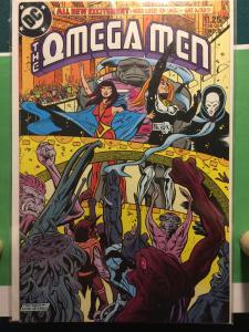 The Omega Men #8